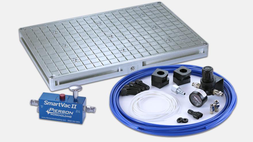 Systems Vacuum Chuck