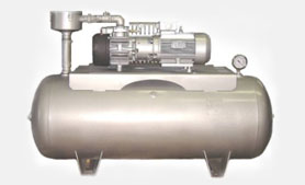 TorrVac Central Vacuum Unit